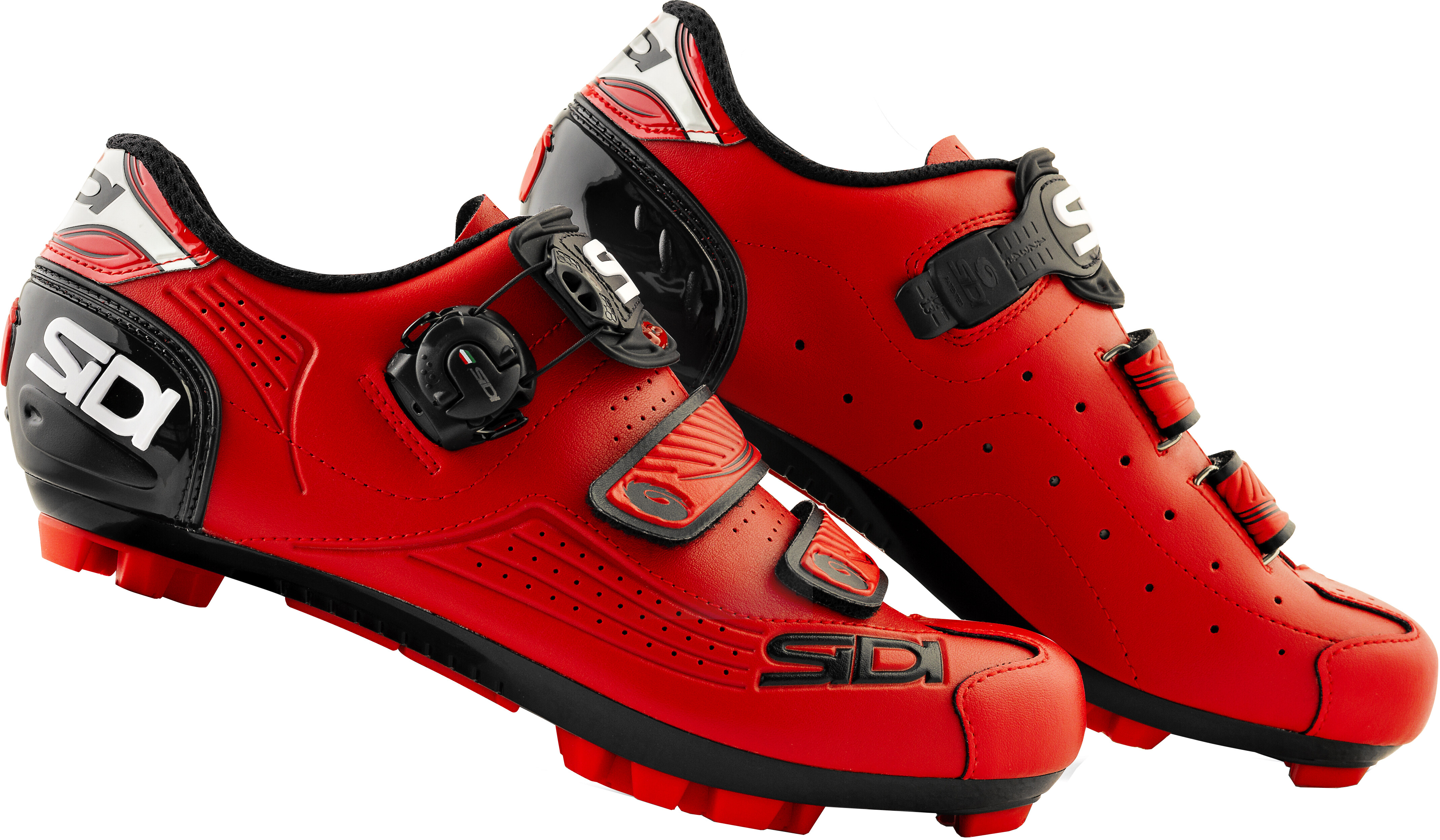sidi mtb trace schuhe total red online bei. Black Bedroom Furniture Sets. Home Design Ideas